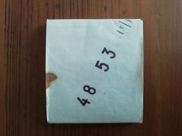 15 POCHETTES SIMPLE SOUDURE FOND NOIR  48x53 Mm - Sonstiges Zubehör