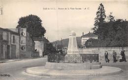 21-6693 : MONUMENT DE LA VOIE SACREE. BAR-LE-DUC - Bar Le Duc