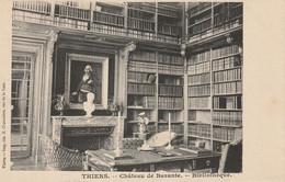 Thiers. 63 (4731) Château De Barante - Bibliothèque. - Thiers