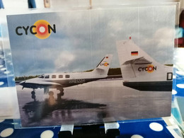 CYCON. CITY CONNECTION GERMANY. Airline Issue - 1946-....: Modern Era