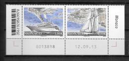 2013 - 2893 à 2894 **MNH - Transport, Bateau - Unused Stamps