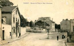 NANCY  =  Bureau De Poste Et Rue D'Auxonne   2427 - Nancy