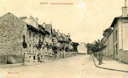 NANCY  =  Boulevard De Scarponne  2428 - Nancy