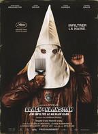 """Affiche De Cinéma """" BLACKKKLANSMAN """" Format 40cm X 60cm - Posters"""