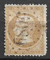 France YT N° 21 Rare Oblitération GC 5089 (Jaffa). A Saisir! - 1862 Napoleon III