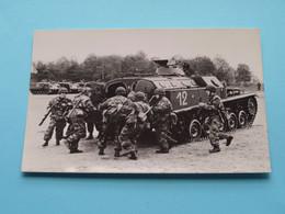 Gepantserd Infanterie / Véhicule De Combat AMX 13 > Belgisch Leger ( Selection ) Anno 1965 ( Zie / Voir / See Photo ) ! - Equipment