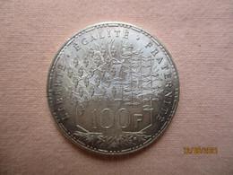 France: 100 Francs 1984 - N. 100 Francs