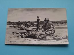 En Position De Tir - Schuttershouding > Belgisch Leger ( Selections ) Anno 19?? ( Zie / Voir / See Photo ) ! - Equipment