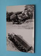 Camion M.A.N. - Vrachtwagen > Belgisch Leger ( Selection ) Anno 19?? ( Zie / Voir / See Photo ) ! - Equipment
