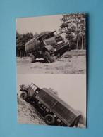 Camion M.A.N. - Vrachtwagen > Belgisch Leger ( Selection ) Anno 1957 ( Zie / Voir / See Photo ) ! - Equipment