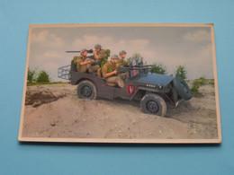 Para's Jeep Op Verkenning ( Série O.D.I. Bruxelles ) Anno 19?? ( Zie / Voir / See Photo ) ! - Equipment