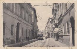 CARTOLINA  PARMA,EMILIA ROMAGNA,STRADA FARINI,BELLA ITALIA,STORIA,RELIGIONE,CULTURA.MEMORIA,IMPERO,VIAGGIATA 1915 - Parma
