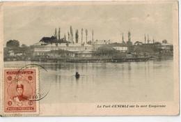 ENZELI   Le Port - Iran
