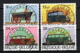 BELGIE: COB 2232/3235  Mooi Gestempeld - Usati