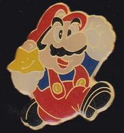 71321- Pin's-.jeu De Plateforme Super Mario Bros, Nintendo - Giochi