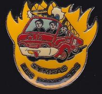 71330- Pin's-Sapeurs Pompiers. - Pompieri