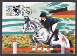 1.- ALAND 2020 MAXIMUM CARD HORSE RIDING - Horses