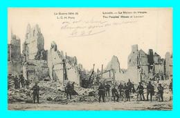 A903 / 275 LEUVEN LOUVAIN Maison Du Peuple - Guerre 1914 - Leuven