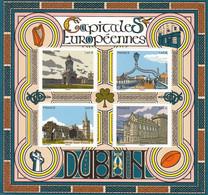 2020 France European Capitals Dublin Ireland Bridge University  Souvenir Sheet MNH @ BELOW FACE VALUE - Ongebruikt