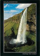 Islande - Selialandsfoss - Cascade - Carte Neuve - Iceland - CPM - Voir Scans Recto-Verso - Islandia