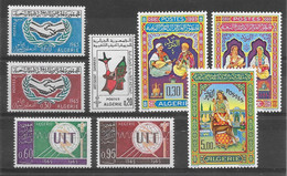 Algérie Année 1965 N°405 à/to 413 Complet 9 TP ** - Algeria (1962-...)