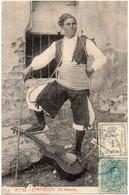 "SPAIN / ESPAÑA Ca. 1920. Circulated Postal Card Depicting A ""Baturro"" Of Zaragoza - Zaragoza"