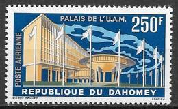 Dahomey PA N°22 UAM 250F 1963 ** - Benin – Dahomey (1960-...)