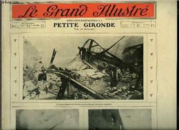 Le Grand Illustré N° 20 - Un Effroyable Incendie - La Destruction De La Halle Aux Cuirs, San Francisco Après La Catastro - Ohne Zuordnung