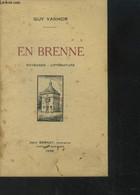 En Brenne - Vanhor Guy - 1938 - Other