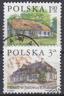 POLAND 3881-3882,used - Gebruikt