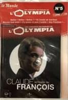 LES CONCERTS MYTHIQUES DE L'OLYMPIA 5 + CD CLAUDE FRANCOIS - Musique