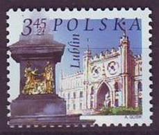POLAND 4096,unused - Ongebruikt