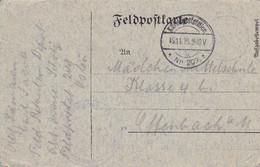 Feldpostkarte - Feld Rekruten Depot - Feldpost Nr. 209 - 1916 (56723) - Covers & Documents