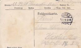 Feldpostkarte - Mainz 1916 (56724) - Covers & Documents