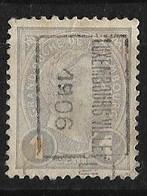 Luxembourg  1906  Prifix Nr. 27B Misvormde 9 - Precancels