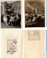 N° 2 Foto Del 1929 E 1932 COURMAYEUR - - Aosta