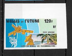Wallis Et Futuna Non Dentelé Imperf Espace ** - Afrika