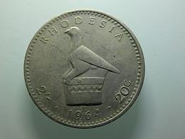 Rhodesia 20 Cents 1964 - Rhodesia