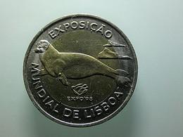 Portugal 100 Escudos 1997 Expo'98 - Portugal
