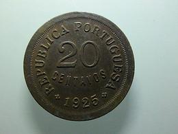 Portugal 20 Centavos 1925 - Portugal