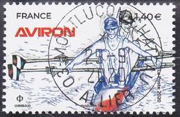 FRANCE 2020 -  Timbre Oblitéré Gommé Dentelé N5422 AVIRON (beau Cachet Rond) - Used Stamps
