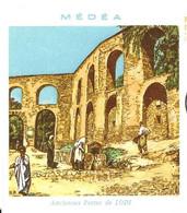 ARCHEOLOGIE - ANCIENNE PORTES DE LODI A MEDEA ALGERIE - 1ER JOUR ILLUSTRE MEDEA 1961, VOIR LES SCANNERS - Archeologia