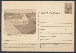 Romania, St.Card, Corabia, The Ruins Of Sucidava Fortress, 1975. - Enteros Postales