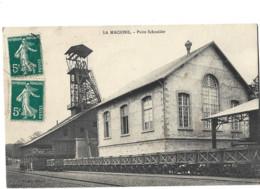 58 - LA MACHINE - Puits Schneider   96 - La Machine
