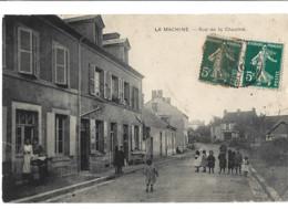58 - LA MACHINE -   Rue De La Chaume 97 - La Machine