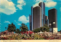 CPSM Detroit's Renaissance Center   L703 - Detroit