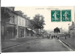 58 - LA MACHINE -  Quartier Du Centre   98 - La Machine