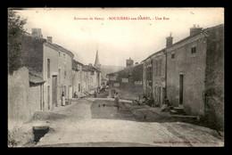 54 - BOUXIERES-AUX-DAMES - UNE RUE - Other Municipalities
