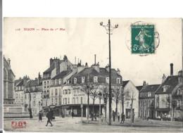 21 -  DIJON - Place Du 1er Mai  113 - Dijon