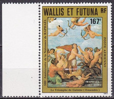 WF-30 – WALLIS & FUTUNA – AIRMAIL - 1983 – RAPHAEL - SG # 434 MNH 6,75 € - Unused Stamps